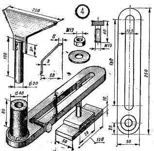 чертеж оснастки для токарный станок по дереву своими руками